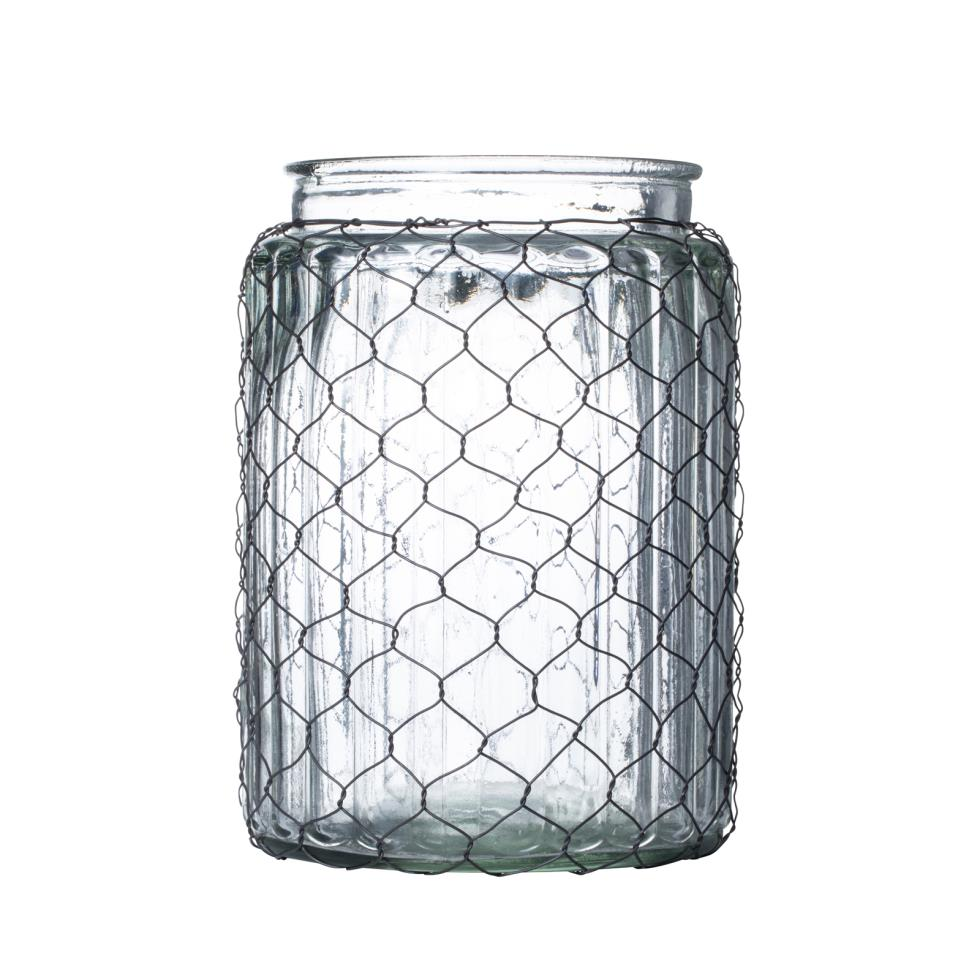 poultry-wire-cylinder-vase-10-5-high